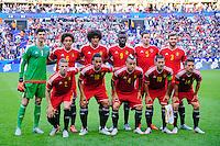 Equipe Belgique - 07.06.2015 - France / Belgique - Match Amical<br /> Photo : Dave Winter / Icon Sport