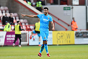Conor Thomas (7) of Cheltenham Town during the EFL Sky Bet League 2 match between Exeter City and Cheltenham Town at St James' Park, Exeter, England on 16 November 2019.