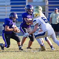 09-26-16 Berryville 8th Grade vs Shiloh Christian