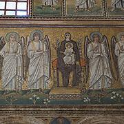 Basilica of Sant' Apollinare Nuovo, Ravenna, Italy