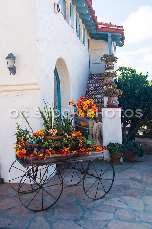 California Spanish Style Architecture