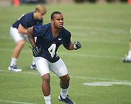 Ole Miss' Denzel Nkemdiche at football practice in Oxford, Miss. on Saturday, August 3, 2013.
