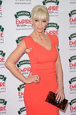 MAR 30 2014 Jameson Empire Awards