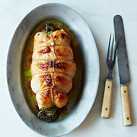 Not Recipes Stuffed Roasted Chicken Breast
