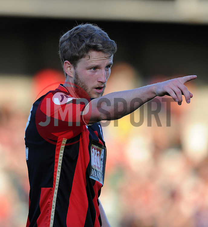 Bournemouth's Eunan O'Kane- Photo mandatory by-line: Harry Trump/JMP - Mobile: 07966 386802 - 28/07/15 - SPORT - FOOTBALL - Pre Season Fixture - Yeovil Town v Bournemouth - Huish Park, Yeovil, England.