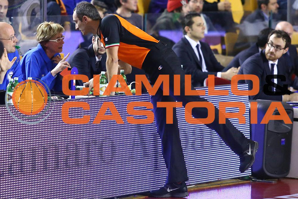 DESCRIZIONE : Roma Campionato Lega A 2013-14 Acea Virtus Roma Umana Reyer Venezia<br /> GIOCATORE : arbitro<br /> CATEGORIA : ritratto<br /> SQUADRA : <br /> EVENTO : Campionato Lega A 2013-2014<br /> GARA : Acea Virtus Roma Umana Reyer Venezia<br /> DATA : 05/01/2014<br /> SPORT : Pallacanestro<br /> AUTORE : Agenzia Ciamillo-Castoria/M.Simoni<br /> Galleria : Lega Basket A 2013-2014<br /> Fotonotizia : Roma Campionato Lega A 2013-14 Acea Virtus Roma Umana Reyer Venezia<br /> Predefinita :