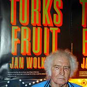 NLD/Muiderberg/20050915 - Perspresentatie Turks Fruit de Musical, Jan Wolkers