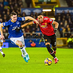 Everton v Manchester United | Premier League | 1 January 2018