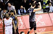 Filippo Baldi Rossi<br /> Grissin Bon Pallacanestro Reggio Emilia - Dolomiti Energia Aquila Basket Trento<br /> Lega Basket Serie A 2016/2017<br /> Reggio Emilia, 26/02/2017<br /> Foto A.Giberti / Ciamillo - Castoria