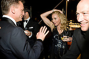 DANIEL CRAIG; MADONNA. Vanity Fair Oscar night party hosted by Graydon Carter.  Sunset  Tower Hotel, West Hollywood. 22 February 2009.