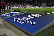 Pre-match preparations before the Champions League match between FC Copenhagen and Club Brugge at Parken Stadium, Copenhagen, Denmark on 27 September 2016. Photo by Andrew Halseid-Budd.