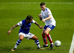Dion Donohue of Chesterfield is tackled by Ross Wallace of Sheffield Wednesday - Mandatory by-line: Robbie Stephenson/JMP - 08/08/2017 - FOOTBALL - Hillsborough - Sheffield, England - Sheffield Wednesday v Chesterfield - Carabao Cup