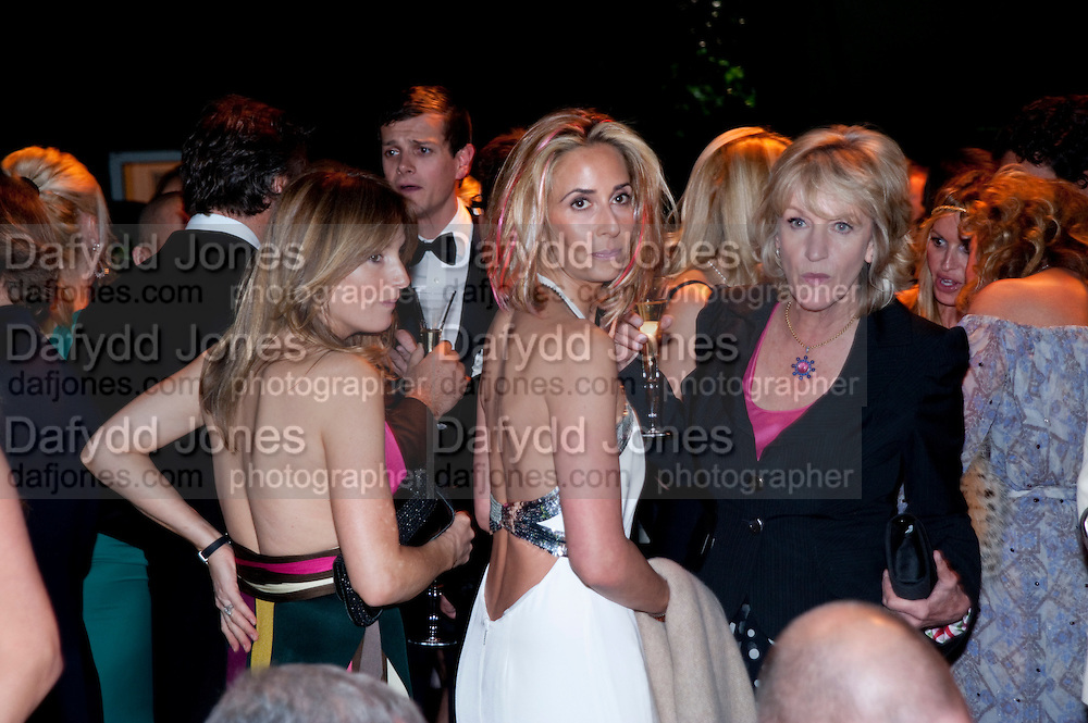 EMILY OPPENHEIMER-TURNER; TARA BERNERD; LADY ANNABEL ELLIOT. The Ormeley dinner in aid of the Ecology Trust and the Aspinall Foundation. Ormeley Lodge. Richmond. London. 29 April 2009