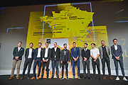 The presentation of the 105th Tour de France 2018 on October 17, 2017 at Le Palais des Congres in Paris, France - Photo I-HARIS / ProSportsImages / DPPI
