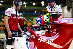 September 20, 2019, Singapore, Singapore: Motorsports: FIA Formula One World Championship 2019, Grand Prix of Singapore, ..#99 Antonio Giovinazzi (ITA, Alfa Romeo Racing) (Credit Image: © Hoch Zwei via ZUMA Wire)