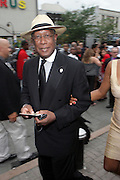 14 June 2010- Harlem, New York- Howard Dodson at The Apollo Theater's 2010 Spring Benefit and Awards Ceremony hosted by Jamie Foxx inducting Aretha Frankilin and Michael Jackson, and honoring Jennifer Lopez and Marc Anthony co- sponsored by Moet et Chandon which was held at the Apollo Theater on June 14, 2010 in Harlem, NYC. Photo Credit: Terrence Jennngs/Sipa