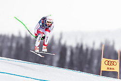 11.02.2019, Aare, SWE, FIS Weltmeisterschaften Ski Alpin, alpine Kombination, Herren, Abfahrt, im Bild Carlo Janka (SUI) // Carlo Janka of Switzerland in action during the Downhill competition of the men's alpine combination for the FIS Ski World Championships 2019. Aare, Sweden on 2019/02/11. EXPA Pictures © 2019, PhotoCredit: EXPA/ Johann Groder