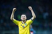 Italien v Sverige Play Off till VM 2018