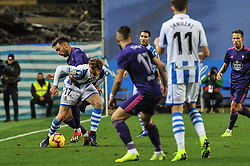 November 26, 2018 - San Sebastian, Spain - Zurutuza of Real Sociedad during the Spanish league football match between Real Sociedad and Celta at the Anoeta Stadium on 26 November 2018 in San Sebastian, Spain  (Credit Image: © Jose Ignacio Unanue/NurPhoto via ZUMA Press)