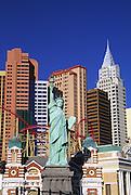 New York, New York, Las Vegas, Nevada, USA<br />