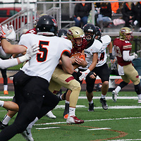 Oct. 13th, 2018, Wartburg defeats Coe 31 to 19 at Clark Field in Cedar Rapids