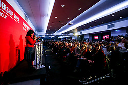 Ashton Gate Stadium hosts The Labour Party Hustings with the runners for the leadership of the party, Emily Thornberry, Lisa Nandy, Sir Keir Stamer and Rebecca Long-Bailey - Mandatory by-line: Robbie Stephenson/JMP - 01/02/2020 - PR - Ashton Gate Stadium - Bristol, England - Labour Party Hustings at Ashton Gate