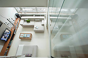 00.03.2010 Warszawa wnetrze na Sadybie Fot Piotr Gesicki Modern apartment interior in Warsaw Poland, 2 levels 120 square meters Photography of contemporary modernistic apartment interior in Warsaw Poland