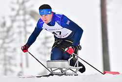DEBOYS Callum, GBR, LW12 at the 2018 ParaNordic World Cup Vuokatti in Finland