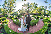 John and Sami Wedding | Tryon Palace Weddings