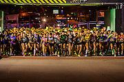 San Silvestre international race start signal