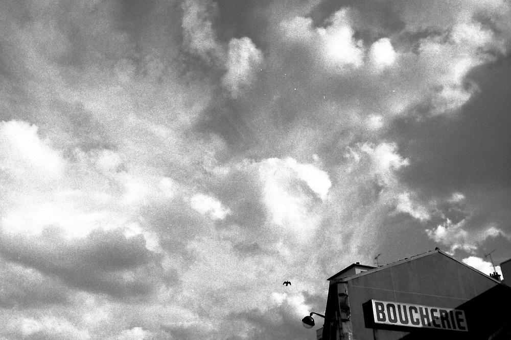 Boucherie, Paris