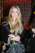 MARY CHARTERIS, A Party To Celebrate the Launch of 'A Hedonist's Guide To Life' Maya. Dean St. London. 23 October 2007. -DO NOT ARCHIVE-© Copyright Photograph by Dafydd Jones. 248 Clapham Rd. London SW9 0PZ. Tel 0207 820 0771. www.dafjones.com.