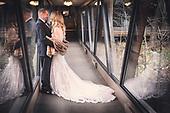 teaser photos - Carolyn & Travis got married!