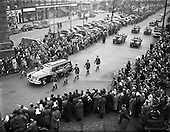 1958 – 09/12 Funeral Alberto Levame, Apostolic Nuncio to Ireland.