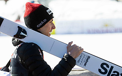 Simon Ammann (SUI) during the Trial Round of the Ski Flying Hill Individual Competition at Day 1 of FIS Ski Jumping World Cup Final 2019, on March 21, 2019 in Planica, Slovenia. Photo by Vid Ponikvar / Sportida