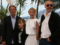 Mads Mikkelsen, Mélusine Mayance, Delphine Chuillot, Arnaud Des Pallières,.at Michael Kohlhaas Film Photocall Cannes Film Festival On Friday 24th May May 2013