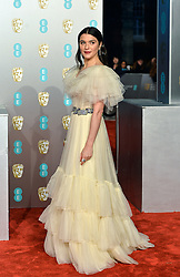 February 11, 2019 - London, New York, United Kingdom of Great Britain and Northern Ireland - Rachel Weisz arriving at the EE British Academy Film Awards on at the Royal Albert Hall on February 10 2019 in London, England  (Credit Image: © Famous/Ace Pictures via ZUMA Press)