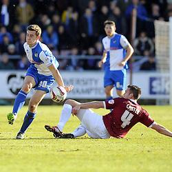 Northampton Town v Bristol Rovers