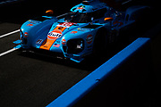 June 10-16, 2019: 24 hours of Le Mans. 10 DRAGONSPEED, BR ENGINEERING BR1 - GIBSON, Henrik HEDMAN,  Ben HANLEY, Renger VAN DER ZANDE , morning warmup