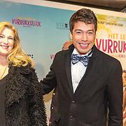NLD/Amsterdam/20180122 - Filmpremiere Het leven is vurrukkulluk, Sjors van der Panne