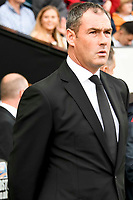 Football - 2017 / 2018 Premier League - Swansea City vs. Watford<br /> <br /> Swansea City manager Paul Clement before the game , at the Liberty Stadium.<br /> <br /> COLORSPORT/WINSTON BYNORTH
