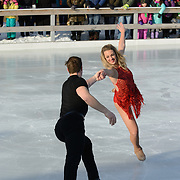 Ice Dance International Show at Strawbery Banke Feb 2018