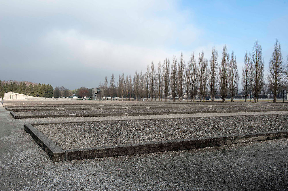 Dachau Concentration camp, Munich Germany. Established just weeks after Hitler's rise to power, the camp was liberated by soldiers of the American 45th Division on 29 April 1945