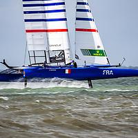 SailGP - Cowes