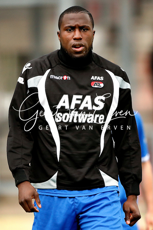 Onderwerp/Subject: AZ Alkmaar - Eredivisie<br /> Reklame:  <br /> Club/Team/Country: <br /> Seizoen/Season: 2012/2013<br /> FOTO/PHOTO: Jozy ALTIDORE ( Josmer Volmy ALTIDORE ) of AZ Alkmaar dejected after the match ( 2 - 0 ). (Photo by PICS UNITED)<br /> <br /> Trefwoorden/Keywords: <br /> #03 #09 $94 &plusmn;1355244121349<br /> Photo- &amp; Copyrights &copy; PICS UNITED <br /> P.O. Box 7164 - 5605 BE  EINDHOVEN (THE NETHERLANDS) <br /> Phone +31 (0)40 296 28 00 <br /> Fax +31 (0) 40 248 47 43 <br /> http://www.pics-united.com <br /> e-mail : sales@pics-united.com (If you would like to raise any issues regarding any aspects of products / service of PICS UNITED) or <br /> e-mail : sales@pics-united.com   <br /> <br /> ATTENTIE: <br /> Publicatie ook bij aanbieding door derden is slechts toegestaan na verkregen toestemming van Pics United. <br /> VOLLEDIGE NAAMSVERMELDING IS VERPLICHT! (&copy; PICS UNITED/Naam Fotograaf, zie veld 4 van de bestandsinfo 'credits') <br /> ATTENTION:  <br /> &copy; Pics United. Reproduction/publication of this photo by any parties is only permitted after authorisation is sought and obtained from  PICS UNITED- THE NETHERLANDS