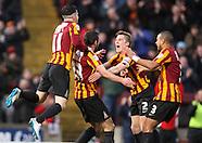 Bradford City v Scunthorpe United 201214