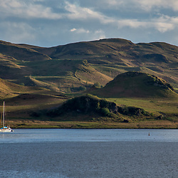 Paisagem em Oban (paisagem) fotografado na Escócia, na Europa. Registro feito em 2019.<br /> ⠀<br /> <br /> <br /> <br /> <br /> <br /> <br /> <br /> ENGLISH: Landscape in Oban photographed in Scotland, in Europe. Picture made in 2019.