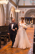 The wedding of Valerie Garagiola and Ben Redmond on March 11, 2016 at the Mission Basilica San Juan Capistrano, San Juan Capistrano, California.<br /> Reception at the Ritz-Carlton Laguna Niguel, Dana Point, California.