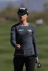 March 22, 2019 - Phoenix, AZ, U.S. - PHOENIX, AZ - MARCH 22: Lydia Ko during the second round of the Bank of Hope LPGA Golf Tournament at the Wildfire Golf Club at JW Marriott Phoenix Desert Ridge Resort & Spa, March 22, 2019 in Phoenix, Arizona (Photo by Will Powers/Icon Sportswire) (Credit Image: © Will Powers/Icon SMI via ZUMA Press)