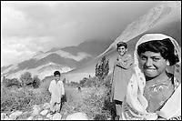 Pakistan, Territoires du Nord, Region de Passu et de Hunza. // Pakistan, Disputed area, Upper Hunza.
